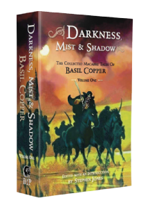 Darkness Mist & Shadow Volume 1 [Paperback] by Basil Copper
